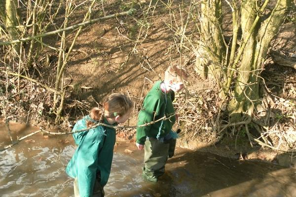 Our River Day at The Stibbington Centre March 2012