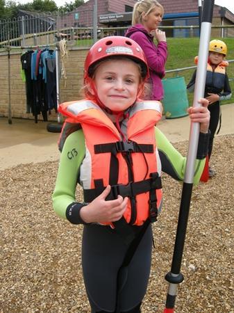 Fantastic fun at Rutland Water