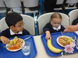 OUR FIRST SCHOOL LUNCHES 7