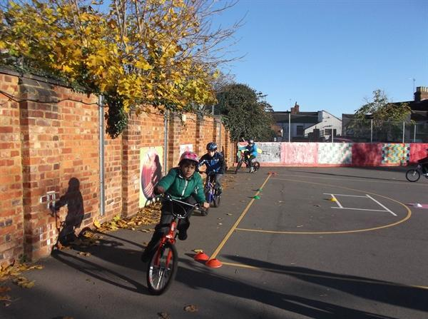 Bikeability for year 6