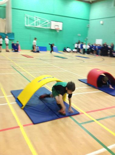 Indoor Athletics -Tenbury High School January 2015