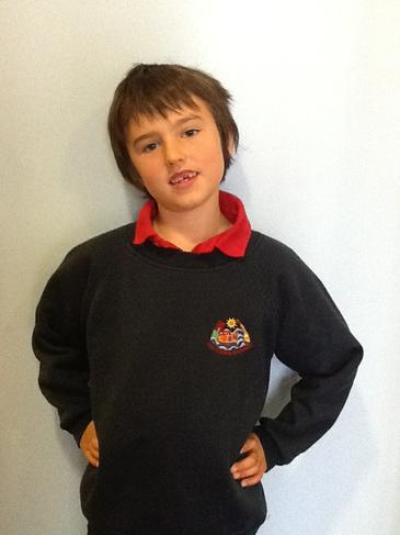 Siwmper Ysgol £9.95 / School Sweatshirt £9.95