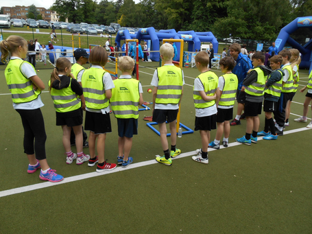 June 2014 - Aegon Classic Tournament  (Years 4, 5 and 6) 9