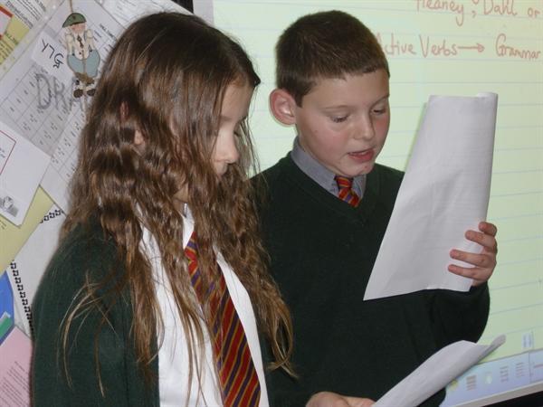 Performing Poetry!