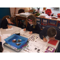 Soil Analysis: Whose footprint was in the library?
