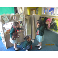 Year 1 acting out a story