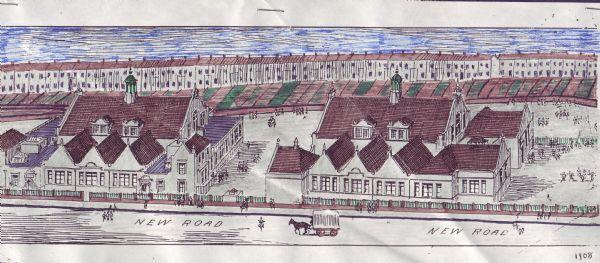 1908 Drawing