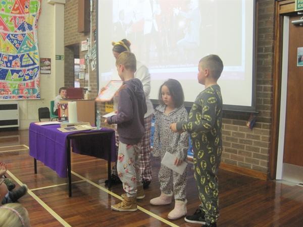 Y3&4 Poetry Presentation