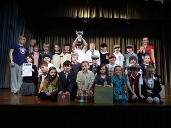 Y4 Dance Competition (World War 2 Theme)