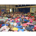 Whole school Snooze-