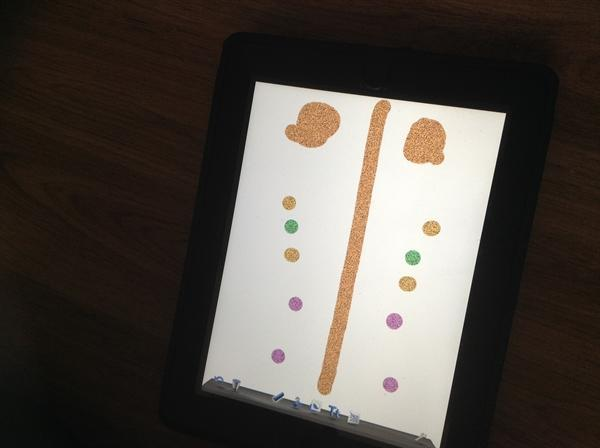 Symmetry on the ipads