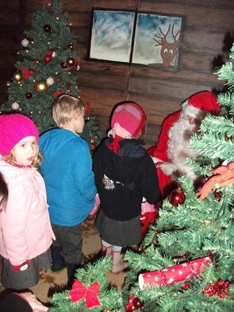 Rutland Watersoports - Santa's Grotto
