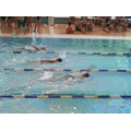 KASP Swimming Gala - AG In the lead!
