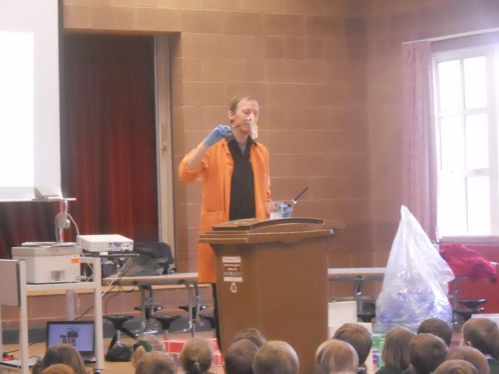 W5 big bin theory presentation