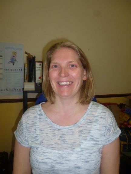 Mrs Sweeney, Occupational Therapist