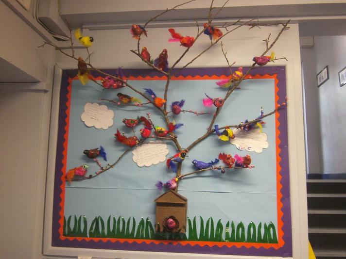 Year 2 - The Birds