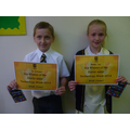 Our Class 11 winners!
