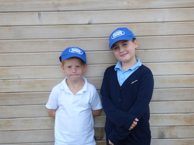 Y3 - Charlie and Amber