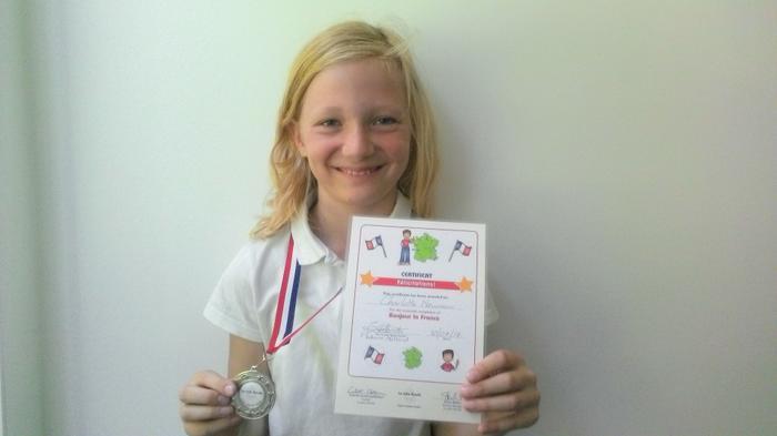 Charlotte - French Language Award