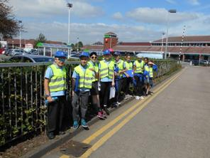 June 2014 - Asda shopping experience - Year 6 1