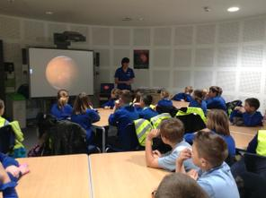 December 2013 - Jodrell Bank Discovery Centre - Year 5. 3