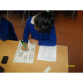 Domino Number Patterns -Yasmin