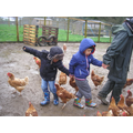 Nursery went to Amelia Trust Farm