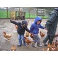 Nursery went to Amelia Trust Farm