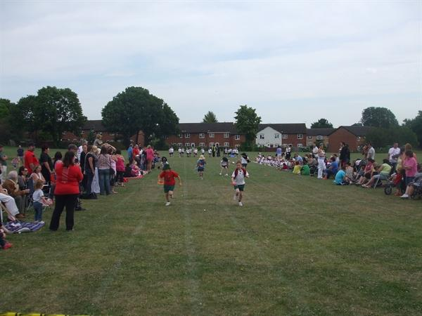 KS1 Sports Day July 2011