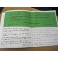 Y5&6 Thinking Journals