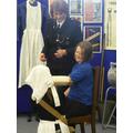 Learning nursing skills