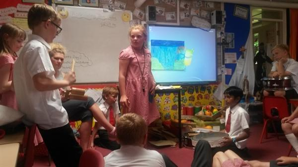 Performing and composing in Music