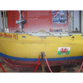 One of the boats class 3 saw on their trip