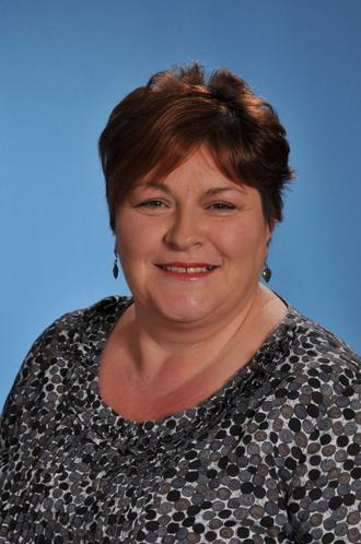Mrs Robinson Nursery Teacher