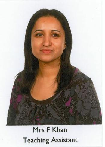 F Khan, Teaching Assistant
