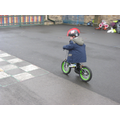 Superstar Nathan can now ride his bike too!