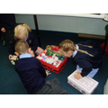 Sharing our special boxes