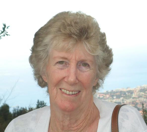 Mrs Jenny Vokes - Chair of Governors