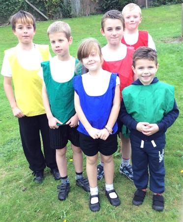 Inter House Cross Country Winners