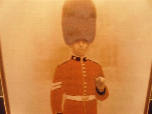 Ellie's Uncle In Irish Guards Uniform-1940