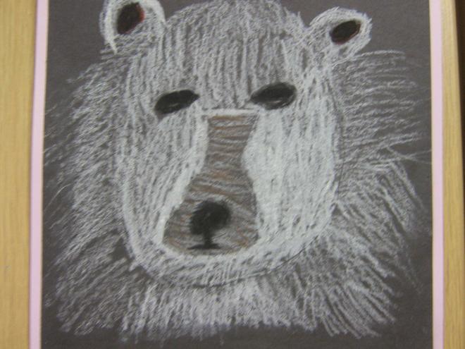 Year 3/4 Polar Bear