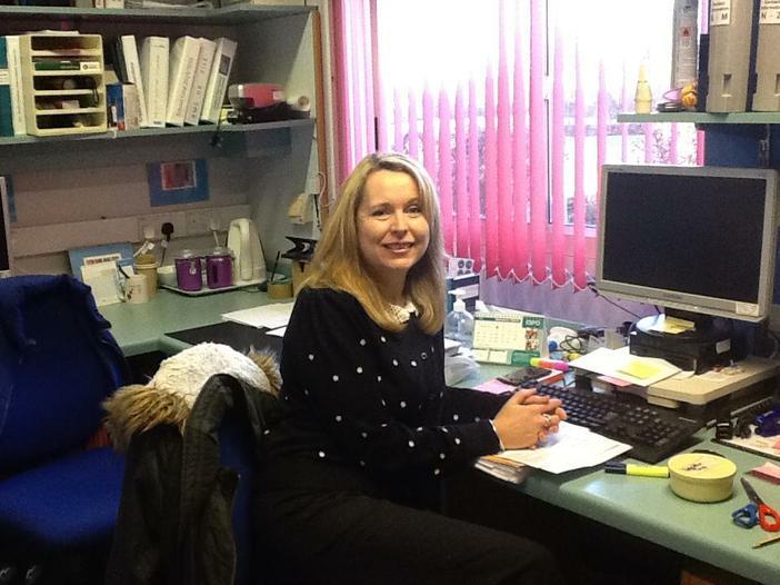 Mrs Deb Woolley- Office Administrator