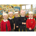 Nursery with their 'listening ears'