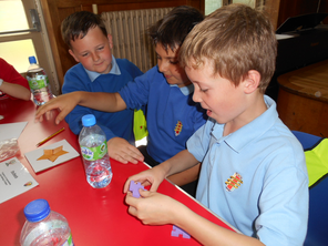 June 2014 - Higham Lane Numeracy Workshop - Year 5 2