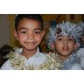 Christmas angels. 2009-2010
