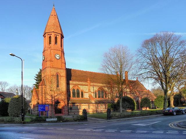 St Peter's, Hale