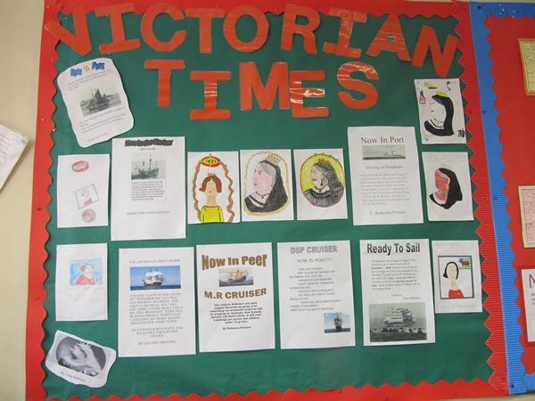 Children's Victorian Research.