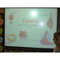We learned a few facts about Spain.