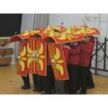 Roman shield formation.