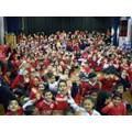 A red tide at KS2 assembly